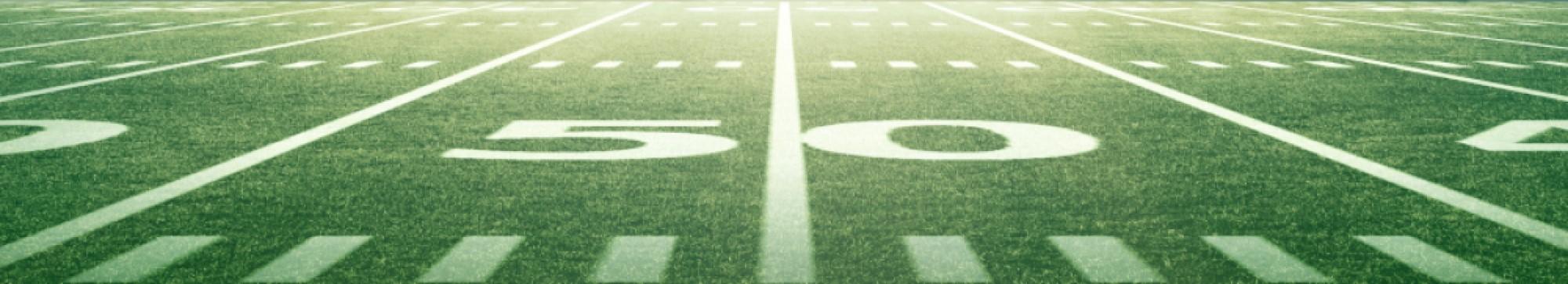 50 yard line image