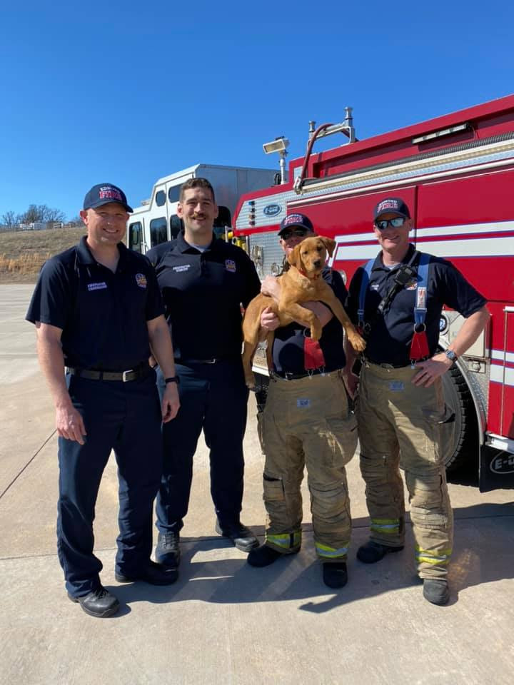 GZ Dogs Edmond Fire Department
