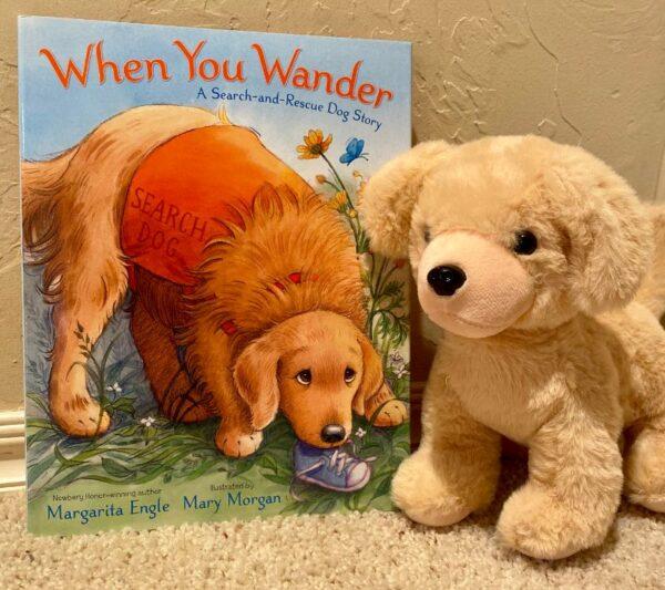 When You Wander Book
