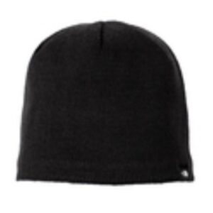 Black beanie with GZ logo embroidered